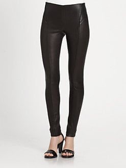 Theory - Miana Leather Pants