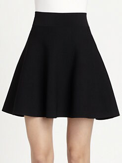 Theory - Doreene Ventura Flare Skirt