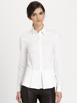 Theory - Feffe Luxe Shirt