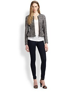 Theory - Jondi Peplum Jacket