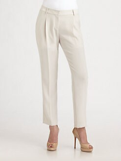 Theory - Lantani Pleated Dress Pants