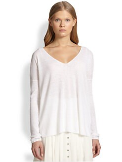 Theory - Sag Harbor Larlissa Oversized Sweater