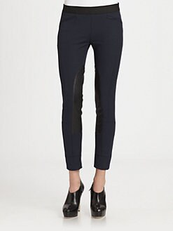 Theory - Merryn Cropped Pants
