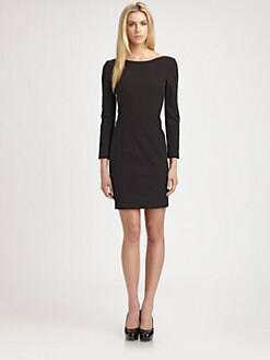 Theory - Heeley Sheath Dress