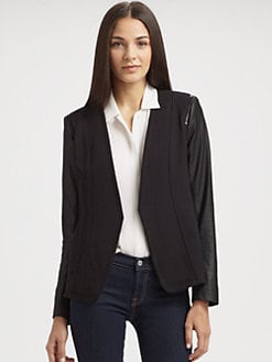 Theory - Yaisa Classical Blazer