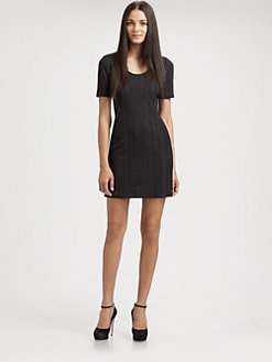 Theory - Keybro Wool Dress