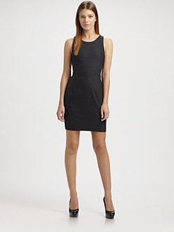 Theory - Diamra Wool Dress