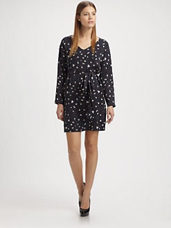 Theory - Kinley Silk Dress