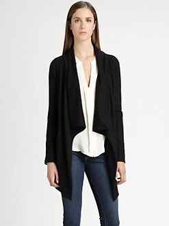 Theory - Clarania Draped Jacket