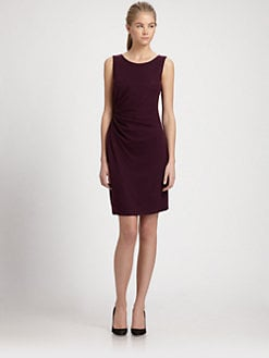 Theory - Meily Wool Dress