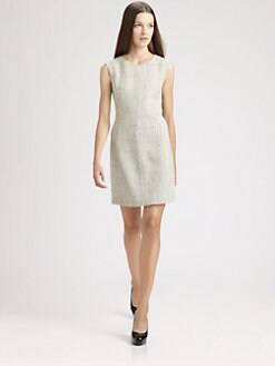 Theory - Franita Tweed Sheath
