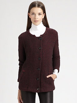 Theory - Ambril Wool Cardigan
