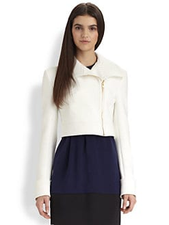 Theory - Brooker Cropped Jacket