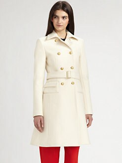 Theory - Pamue Wool Coat
