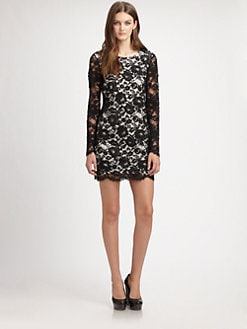 Theory - Marique Lace Dress