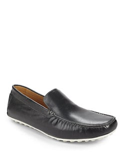 BLACK Saks Fifth Avenue - Venetian Slip-On Shoes