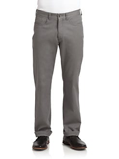 BLUE Saks Fifth Avenue - Relaxed Fit Chinos
