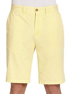 BLUE Saks Fifth Avenue - Cotton Shorts