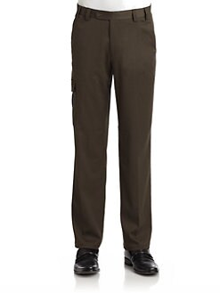 BLACK Saks Fifth Avenue - Cargo Pants