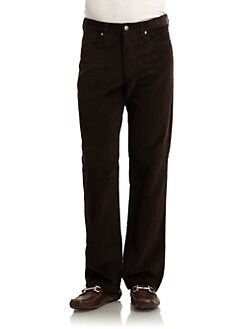 BLUE Saks Fifth Avenue - Corduroy Pants