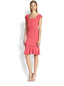 Emilio Pucci - Flirty Knit Dress