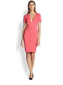 Emilio Pucci - Short-Sleeve Shift Dress