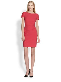 Emilio Pucci - Side-Ruched Dress