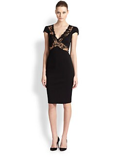 Emilio Pucci - Punto Lace Cross Dress
