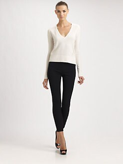 Emilio Pucci - V-Neck Cashmere Sweater