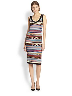 Emilio Pucci - Knit Tank Dress