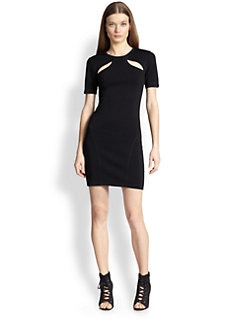 Emilio Pucci - Shoulder Cutout Dress