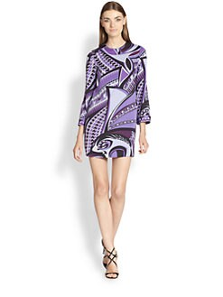 Emilio Pucci - Silk Jersey Dress