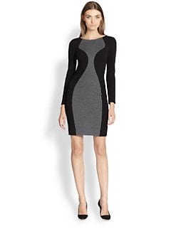 Emilio Pucci - Paneled Dress