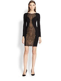 Emilio Pucci - Lace Inset Dress