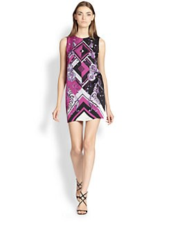 Emilio Pucci - Silk Tunic Dress