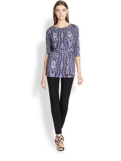 Emilio Pucci - Marylin Knit Viscose Top