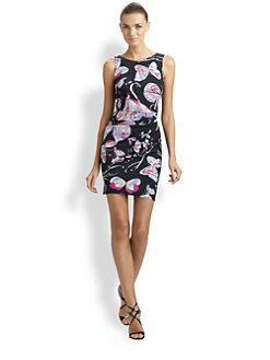 Emilio Pucci - Butterfly-Print Dress