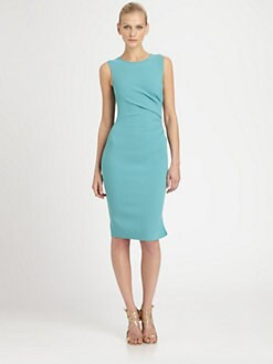 Emilio Pucci - Stretch-Wool Dress