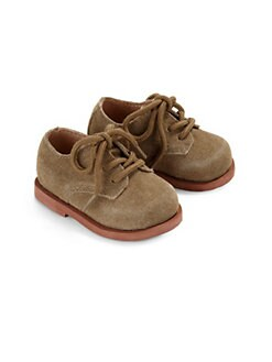 Ralph Lauren - Infant's Morgan Suede Shoes