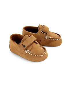 Ralph Lauren - Infant's Captain EZ Boater Shoes
