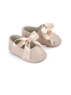 Ralph Lauren - Infant's Briley Leather Shoes