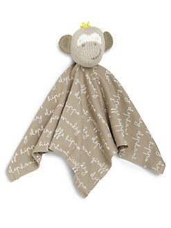 Finn & Emma - Monkey Blanket Doll