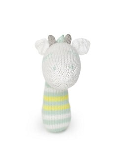 Finn & Emma - Amelia The Giraffe Mini Rattle Buddy