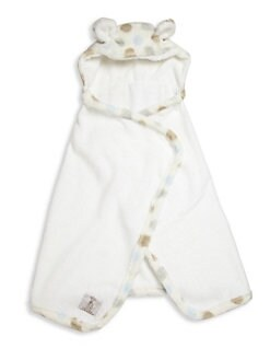 Little Giraffe - Infant's Hooded Dot Towel