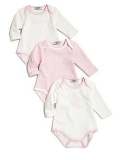Armani Junior - Infant's Three-Piece Bodysuit Set