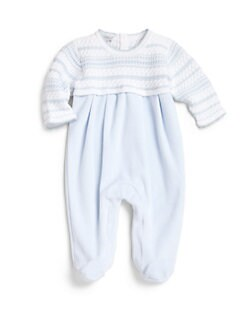Kissy Kissy - Infant's Pima Cotton Footie