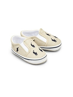 Ralph Lauren - Infant's Bal Harbour Slip-On Sneaker