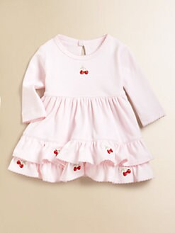 Margery Ellen - Infant's Ruffle Dress