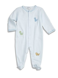 Kissy Kissy - Infant's Dino Pals Footie