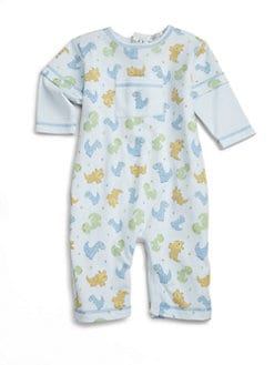 Kissy Kissy - Infant's Dino Playsuit